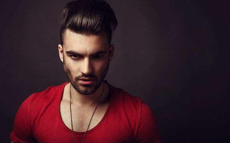 33 der besten kurzen unterschnittenen frisuren für männer